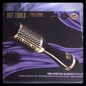 🚨SOLD HOT TOOLS ONE STEP PRO BLOWOUT STYLER 24K